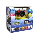 Camera video sport subacvatica - Action Camcorder HD 720p