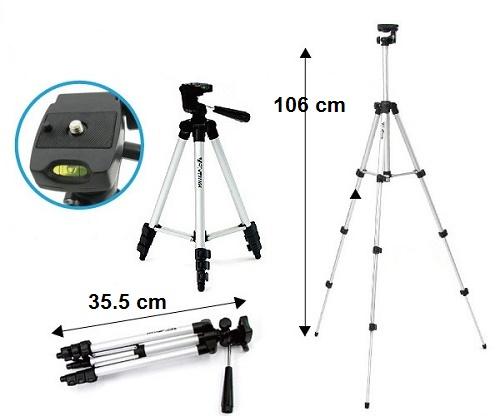 Trepied camera foto/video WT-3110A (Valmy Shop)