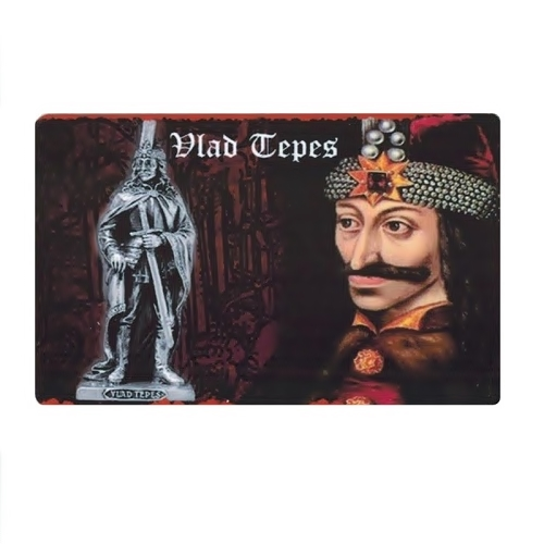 Magnet VLAD TEPES (Valmy Shop)