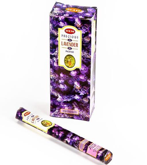 Lavender (Beţişoarele parfumate HEM)