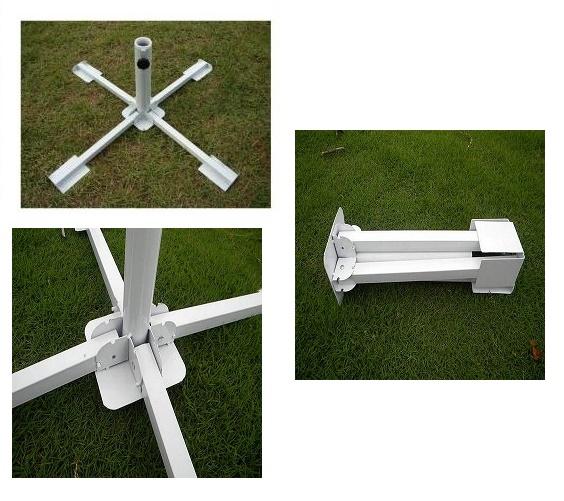 Suport metalic pentru umbrela plaja (Valmy Shop)