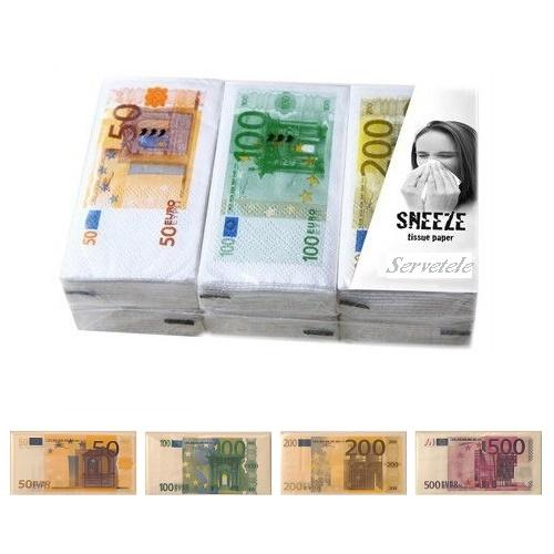 Servetele EURO (Valmy Shop)