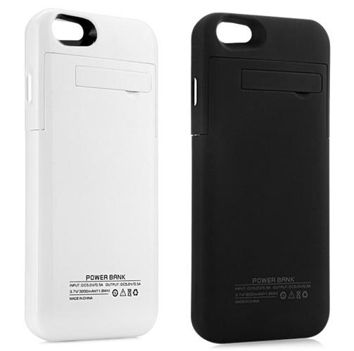 Husa baterie externa IPhone 6 Power Bank 3200mAh (Valmy Shop)