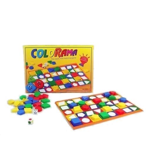 Joc de logica Colorama