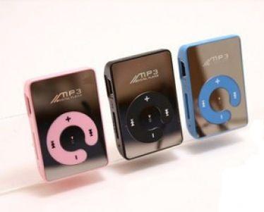 Mini MP3 -Player (Cel mai mic pret)
