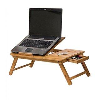 E-Table din lemn de bambus-masuta multifunctionala (Valmy Shop)