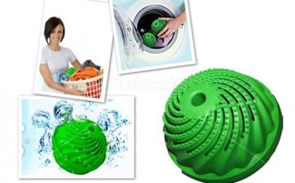 Clean Ballz-BILA DE SPALAT ECOLOGICA-1000 WASHING BALL ECOLOGIC ()