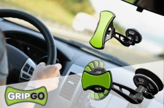Suport auto telefon sau tableta GripGo Universal (Produs)