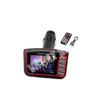 Modulator Auto- FM Mp4/Mp3 cu redare video  (Valmy Shop)