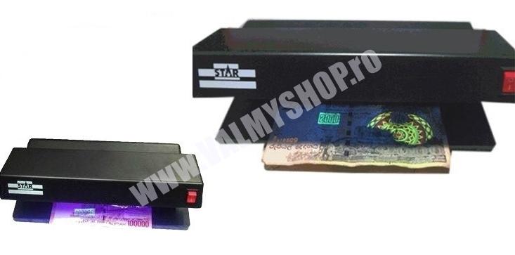 Detector  Profesional de bani cu raze U.V. (Valmy Shop)