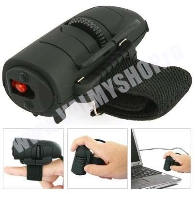 Mouse Optic 3D Pentru Deget 1200 dpi pe usb (Valmy Shop)