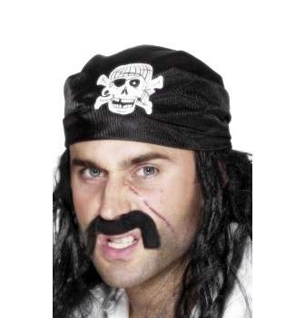 Bandana pirat (Valmy Shop)
